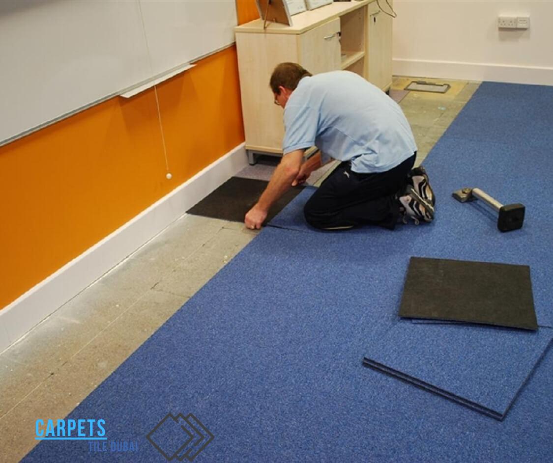 Carpets Tile Dubai Mission